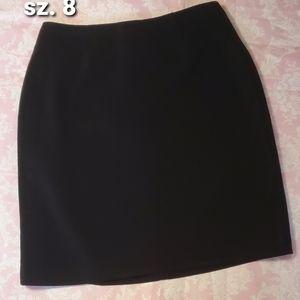 Black Caslon skirt